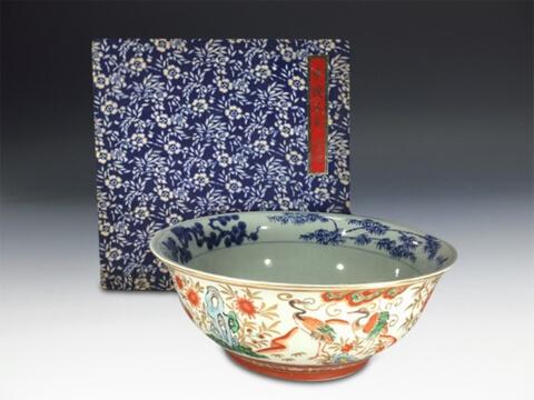 景徳鎮窯茶碗