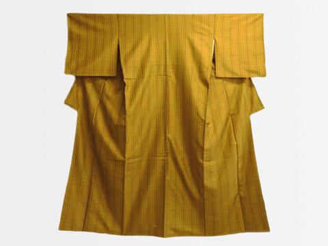 黄八丈の着物を買取いたします。