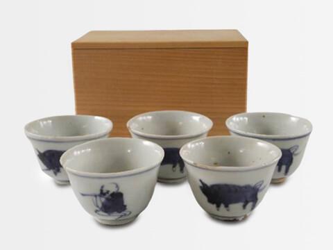 煎茶道具を買取いたします。