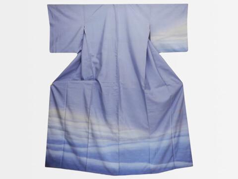 牛首紬の着物・帯を買取いたします。